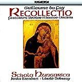 Guillaume dufay recollectio festorum beatae mariae