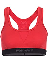 Supernatural super. natural W Semplice Bra 260Women's Merino Top