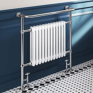 12 Column Traditional Vintage Heated Towel Rail Premium Bathroom Radiator