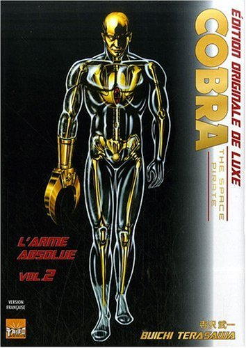 Cobra, the space pirate - Originale Deluxe Vol.2 par TERASAWA Buichi