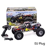2,4 GHz 4WD Racing RC Car, Off-Road Rock Crawler Monster Truck.