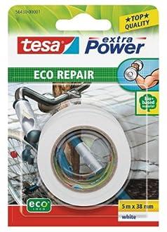 Tesa extra Power ECO REPAIR Duct tape White 56430-00001-00 5 m x 38 mm