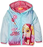 Nickelodeon Girl's Paw Pat Jacket, Turquoise, 2-3 (Size:3 Years)