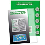 1 x SAFE 7360-4 Premium Ergänzungsblatt Münzblatt & Vordruckblatt Deutsche 5 Euromünzen Blauer Planet Erde Gemäßigte Zone 2019 Edition 2016 - 2021