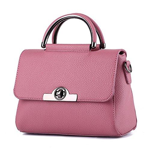 Myymee - Borse a spalla donna Eraser Pink
