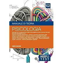 Hoepli Test 5 - Psicologia: Manuale di teoria per i test di ammissione all'università