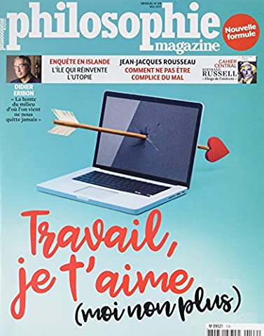 Philosophie Magazine N 109 Mai 2017
