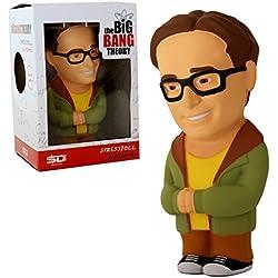 The Big Bang Theory - Figura antiestrés Leonard, 14 cm (SD Toys SDTWRN02014)