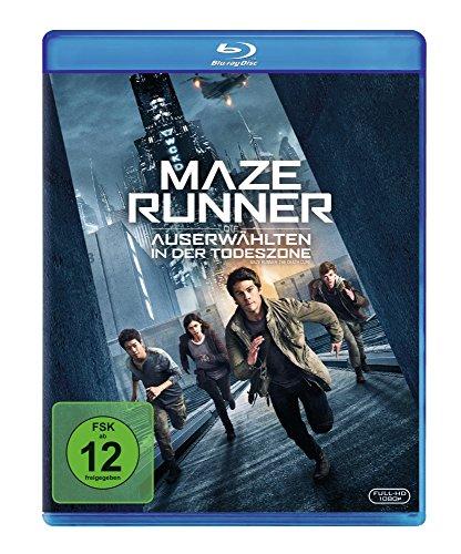Bild von Maze Runner: Die Auserwählten in der Todeszone [Blu-ray]