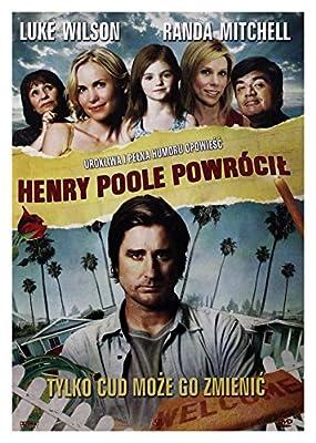 Henry Poole - Vom Glúck verfolgt [DVD] [Region 2] (IMPORT) (Keine deutsche Version)