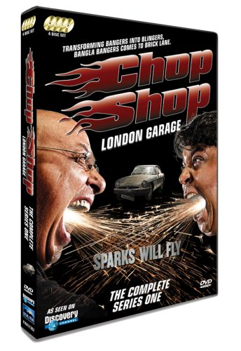 Chop Shop: London Garage – The Complete Series One [DVD] [UK Import]