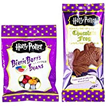 Harry Potter Bertie Botts Beans & Chocolate Frog