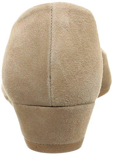 JONAK Damen 11417 Slingback Beige (Velours Beige)
