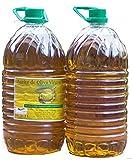 Olivenöl Virgin Extra 5 Liter. Erste Kaltpressung. Diverse erste Preise Andalusien/Spanien Sortenrein Hojiblanca. Spitzenqualität. Mild mit leichter Schärfe im Nachklang. Dieses Olivenöl kann auch zum Grillen, Backen, Dämpfen, Braten oder Dünsten verwendet werden. Wird hauptsächlich verwendet in Spitzenrestaurants.