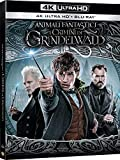 Locandina Animali Fantastici - I Crimini di Grindelwald (4K Ultra HD)  (2 Blu Ray)