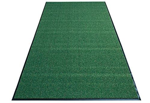 Miltex 32115 Schmutzfangmatte Two-In-One, 122 x 244 cm, grün