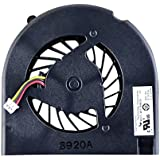 Eathtek New CPU Cooling Cooler fan for Laptop HP Compaq Presario G50 G60 CQ50 CQ60 G50-100 G60-100 G60-200 CQ50-100 CQ50-200 CQ60-100 CQ60-200 Series; part numbers 486636-001 KSB05105HA -8G99 (There are 3 mounting holes)