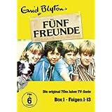 Enid Blyton - Fünf Freunde Box 1, Folgen 01-13
