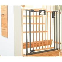 Geuther - Treppenschutzgitter Easylock Wood 2793 zur Montage am Treppengeländer