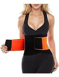 Lover-Beauty Mujer Entrenamiento de Cintura Cinturón Body Shaper – Correa para Reloj de Arena