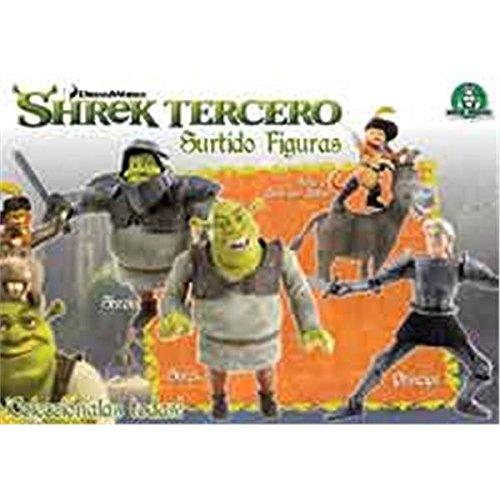 Giochi Preziosi Figuras Shrek III Surtidas 3
