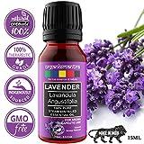 #3: Organix Mantra Lavender Essential Oil Steam Distilled Natural, Pure And Organic (15Ml)