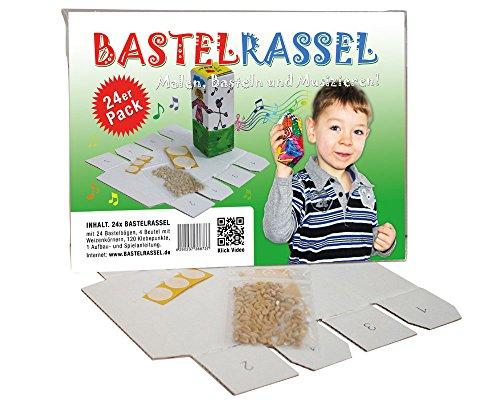 baff Musikmöbel 673 Bastelrassel (24-er Pack)