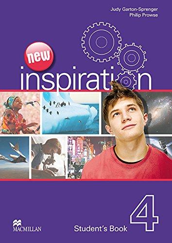 NEW INSPIRATION 4 Sb - 9780230408500