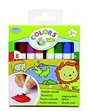 Aladine ALD-C16 - Colors 8 Pennarelli 2+
