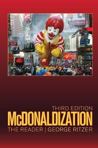 McDonaldization: The Reader