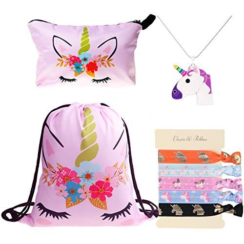 DRESHOW Unicorn Gifts for Girls 4 Pack - Unicornio