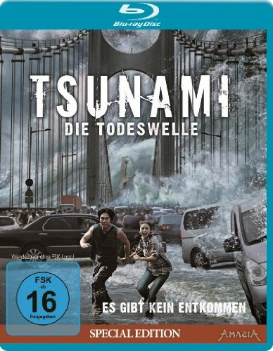Tsunami - Die Todeswelle [Blu-ray] [Special Edition]