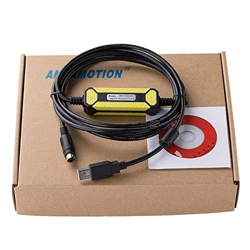 USB-FP0, USB-AFC8513 SPS-Programmierkabel für FP0 / FP2 / FP-M-SPS, Unterstützung WIN7 Fp2-serie