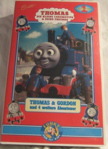 Thomas - Die kleine Lokomotive und seine Freunde 01: Thomas und Gordon u. a. [VHS]