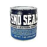 Muskelaufbaumittel - Sno-Seal Schuhpflege Wax - 200 g Dose