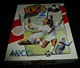 Kick Off 2 Amiga Boxed von Anco Kickoff Retro Commodore Retrospiel Kickoff Amigafussball Dino Dini ähnlich wie Sensible Soccer Amiga Fußballspiel -