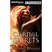 Carnal Secrets by Suzanne Wright (February 11,2014)