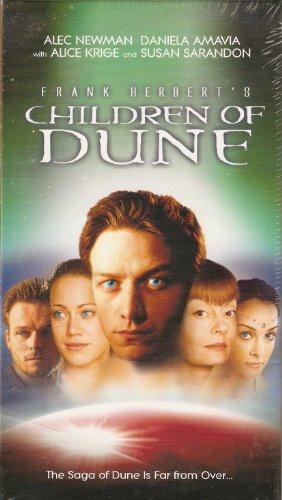 Preisvergleich Produktbild Children of Dune [VHS]