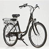 Vélo électrique NEOMOUV LINARIA 15 AH 2016 (Noir, 44cm)
