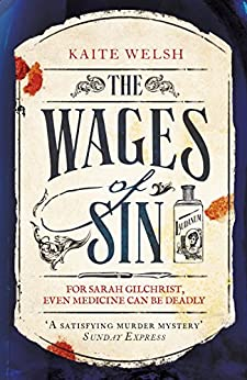 The Wages of Sin by [Welsh, Kaite]