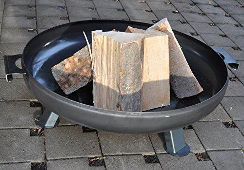 Günstige Feuerschale – Amazon Bestseller – Ø 60 cm - 8