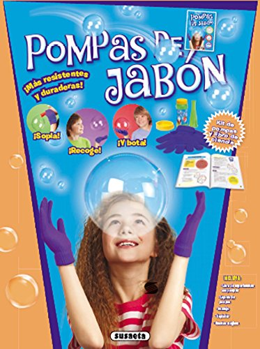 Pompas de jabón (Pompas mágicas) por Susaeta Ediciones S A