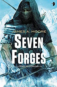 Seven Forges by [Moore, James A]