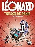 Léonard - Tome 40 - Un trésor de génie - Format Kindle - 9782803640379 - 5,99 €