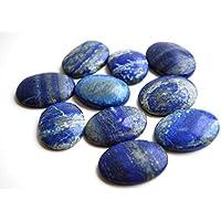 Reiki heilende Energie geladen Lapis Lazuli Kristall Palm Stone cabachone ca. (3x 4cm) preisvergleich bei billige-tabletten.eu