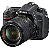 NIKON Fotocamera Reflex Nikon D7100 + 18-140mm VR