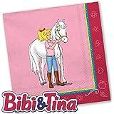 20 Servietten * BIBI U0026 TINA * Für Kinderparty Und Kindergeburtstag Von  DH Konzept /