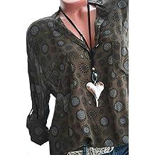 55b6781d644d8 Suchergebnis auf Amazon.de für: Blusen übergrößen