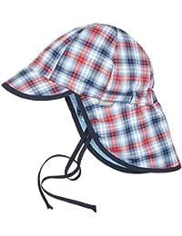 Sterntaler Jungen Mütze Schirmmütze M Nackenschutz