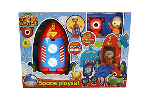 Happy Town 62085Space Playset
